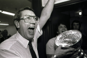 Al Arbour a mené les Islanders de New... (Photo archives AP) - image 2.0