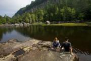 Il reste encore de beaux jours avant de... (Photo fournie par le Parc naturel régional de Portneuf) - image 1.1