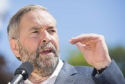 Thomas Mulcair... (PHOTO GRAHAM HUGHES, ARCHIVES LA PRESSE CANADIENNE) - image 1.1