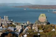 Le projet d'un tunnel sous-fluvial entre Québec et... (Photothèque Le Soleil, Jean-Marie Villeneuve) - image 1.0
