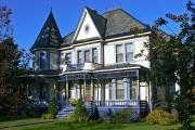 Il ne faut pas manquer la splendide maison... (PHOTO FOURNIE PAR LA MRC DES SOURCES) - image 1.1