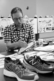 La création d'une chaussure athlétique est un sport... (Photo fournie par le FMD) - image 1.0