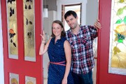 Catherine Chénier et Pierre-Luc Lachance ont opté pour... (Le Soleil, Erick Labbé) - image 1.0