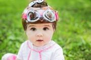 Anaïs et son joli casque d'aviateur.... - image 1.0