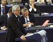 Le président de la Commission européenne Jean-Claude Juncker.... (PHOTO CHRISTIAN LUTZ, AP) - image 2.0