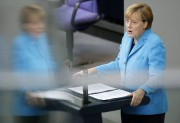 La chancelière allemande Angela Merkel.... (PHOTO MICHAEL SOHN, AP) - image 2.1