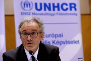 Le représentant du HCR en Europe, Vincent Cochetel.... (PHOTO NOEMI BRUZAK, AP) - image 2.0