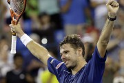 Stan Wawrinka... (PHOTO AP) - image 2.0