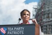 La candidate à la vice-présidence des États-Unis en... (PHOTO AFP) - image 2.0