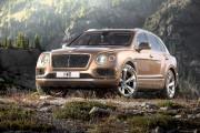Ce VUS de Bentley sera présenté officiellement la... (PHOTO FOURNIE PAR BENTLEY) - image 2.0