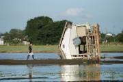 Trois personnes sont mortes et plus d'une vingtaine... (PHOTO AFP/JIJI PRESS) - image 1.0