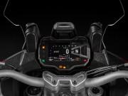 Le tableau de bord de la Ducati Multistrada... (Photo fournie par Milgaro) - image 1.0