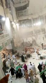Au moins 107 personnes ont été tuées et... (PHOTO TIRÉE DE TWITTER) - image 1.0