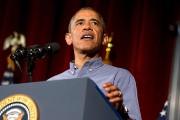 Le président américain, Barack Obama.... (Photo AFP) - image 2.0