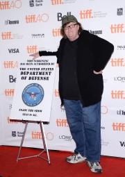 Le réalisateur Michael Moore a présenté sa dernière... (PHOTOEVAN AGOSTINI, INVISION/ASSOCIATED PRESS) - image 1.0