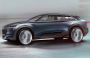 L'Audi e-Tron Concept... (Photo fournie par Audi) - image 2.0