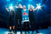 Après sa performance, Metallica a placé sur sa... (Photo tirée de Facebook) - image 3.1