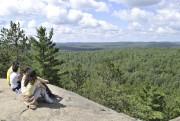 Le panorama du sentier Lookout.... (Photo Laila Maalouf, La Presse) - image 1.0