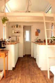 Même si c'est une micromaison, la cuisine est... (Photo fournie par Ma maison logique) - image 1.1