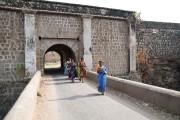 L'île de Srirangapatna, avec sa forteresse, a déjà... (PHOTO MARIE-SOLEIL DESAUTELS, LA PRESSE) - image 2.0
