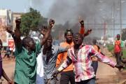 L'armée burkinabè est entrée sans résistance dans la... (PHOTO SIA KAMBOU, AFP) - image 1.0