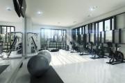 Une salle d'entraînement sera aménagée au rez-de-chaussée.... (ILLUSTRATION FOURNIE PAR INNEDESIGN) - image 1.0