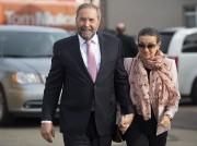 Thomas Mulcair et sa femme Catherine Pinhas.... (La Presse Canadienne, Andrew Vaughan) - image 2.0