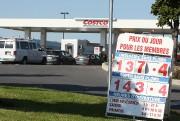 «C'est certain que la présence d'une station-service Costco... (Photo La Presse, Patrick Sansfaçon) - image 1.0