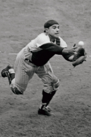 Yogi Berra avec les Yankees de New York... (Photo archives AP) - image 2.0