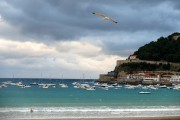 La plage de la Concha à San Sebastian.... (PHOTO MARIE-CLAUDE MALBOEUF, LA PRESSE) - image 7.0