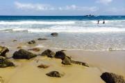 La plage de Aguilar.... (PHOTO MARIE-CLAUDE MALBOEUF, LA PRESSE) - image 8.0