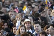 Barack Obama et le pape François ont affiché... (PHOTO KEVIN LAMARQUE, REUTERS) - image 1.1