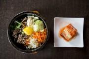 Bibimbap au filet de boeuf et kimchi.... (PHOTO MARCO CAMPANOZZI, LA PRESSE) - image 2.0