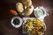Soupe du jour et poulet grillé.... (PHOTO IVANOH DEMERS, LA PRESSE) - image 4.0
