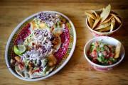 Tacos Rosarito et guacamole petit format.... (PHOTO MARCO CAMPANOZZI, LA PRESSE) - image 9.0