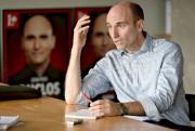 Le candidat libéral de Québec, Jean-Yves Duclos... (Patrice Laroche, Le Soleil) - image 3.0