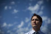 Justin Trudeau et les libéraux récoltent 26,3% des... (PHOTO ARCHIVES LA PRESSE CANADIENNE) - image 1.1