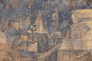 Détail de La coiffeuse de Picasso... (AFP, Bertrand Guay) - image 5.0