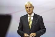 Selon plusieurs organes de presse, Matthias Müller, 62... (Archives, Agence France-Presse) - image 2.0