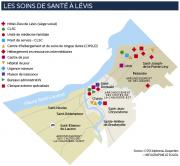 Les habitants de Lévis n'ont rien à envier... (Infographie Le Soleil) - image 1.0