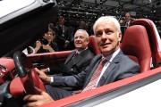 Le nouveau patron de Volkswagen, Matthias Müller, en... (AP) - image 1.0
