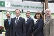 Sébastien Grammond, Allan Rock, Patrick Lavoie, Marie-France Lalonde... (Patrick Woodbury, LeDroit) - image 3.0