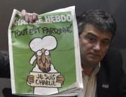 Avec l'attaque menée dans les bureaux de Charlie... (AFP, MARTIN BUREAU) - image 5.0
