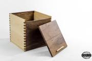 Cette boîte en érable et en noyer noir... (Photo Kevin Drolet) - image 2.0