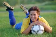 Passionnée de soccer, Marie-Claude Dion a passé une... (Photothèque Le Soleil) - image 1.0