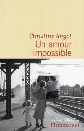 Un amour impossible, de Christine Angot... (FLAMMARION) - image 1.0