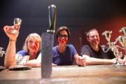 Dominique Quesnel, Angela Konrad et Philippe Cousineau pour... (PHOTO PATRICK SANFAÇON, archives LA PRESSE) - image 3.0