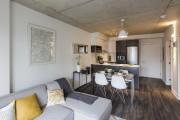 L'intérieur d'un logement de l'immeuble locatif l'Hexagone.... (Photo Edouard Plante-Fréchette, La Presse) - image 3.0