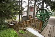 Le moulin seigneurial de Pointe-du-Lac s'impose sur la... (Photo François Roy, La Presse) - image 1.1