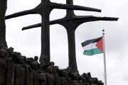 Le drapeau palestiniensera dressé aux côtés des 193... (AP, Seth Wenig) - image 5.0